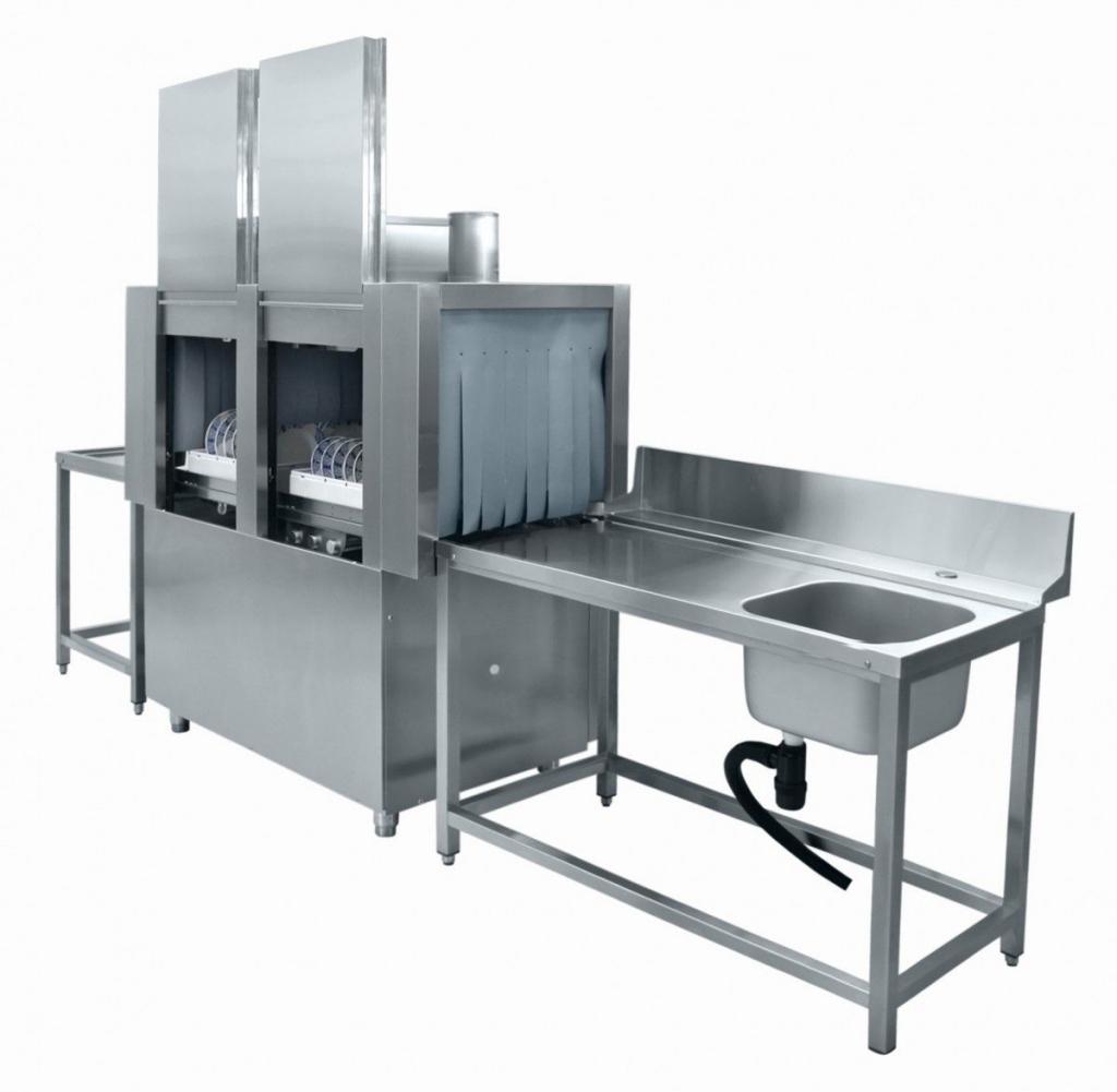 Тоннельная посудомоечная машина Abat МПТ-1700 правая - купить в интернет-магазине industry-shop.ru
