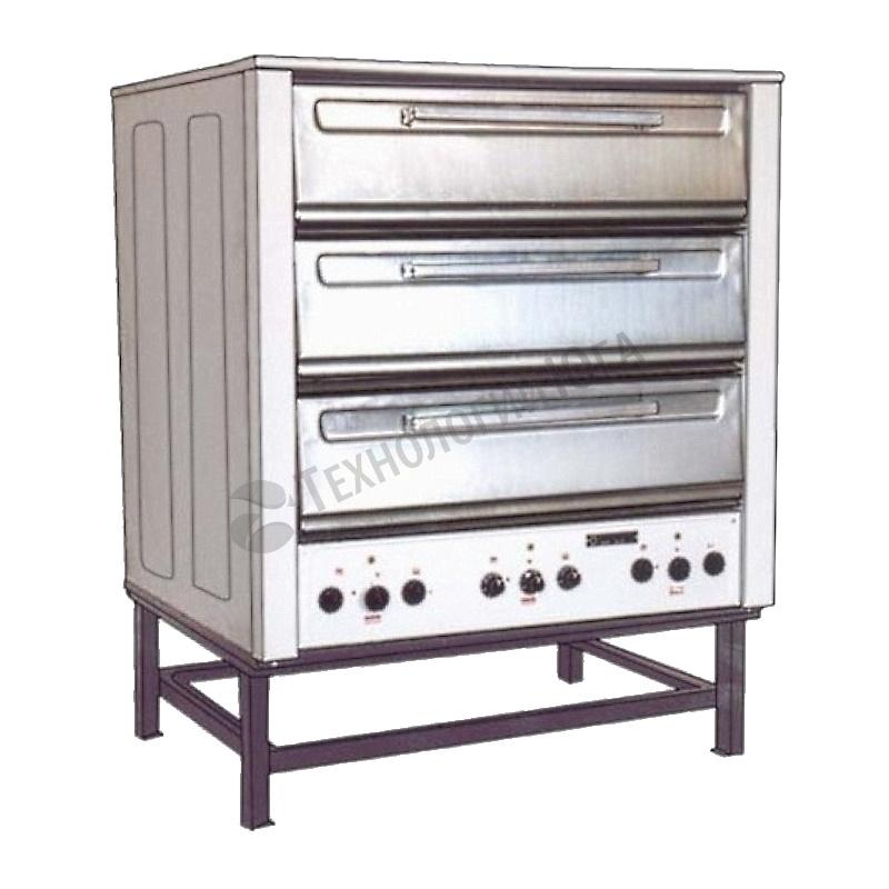 Шкаф пекарский ТОРГМАШ ШПЭСМ-3 (М) с п/ув - купить в интернет-магазине industry-shop.ru