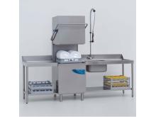 Посудомоечная машина купольного типа, 2 цикла, Fast 181