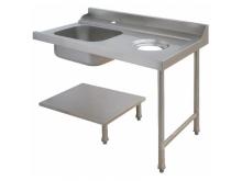 Стол универсальный к посудомоечным машинам Niagara