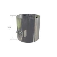 Регулятор потока воздуха внешний PIRA/BBQFIRE