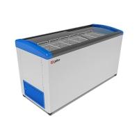 Ларь морозильный Frostor GELLAR FG 675 E, гнутое стекло