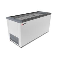 Ларь морозильный Frostor GELLAR FG 600 C, прямое стекло