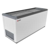 Ларь морозильный Frostor GELLAR FG 700 C, прямое стекло