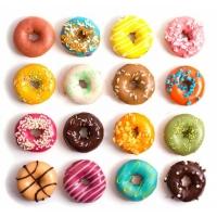 Вафельница для пончиков Hurakan HKN-GES6D