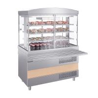 Витрина холодильная ATESY Ривьера ХВ-1120-02
