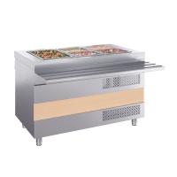 Стол охлаждаемый ATESY Ривьера ОС-1200-02 без полок