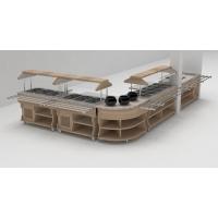 Салат-бар Gastrolux нейтральный ПНУ-117/W угловой