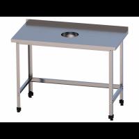 Стол для сбора отходов СРО-3/950/600-ЮТ