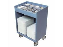 Тележка для подносов и столовых приборов - купить в интернет-магазине industry-shop.ru
