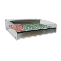 Витрина холодильная для икры и пресервов Carboma А90 SV 1,0-2 (ВХСр-1,0 Арго XL Техно self)
