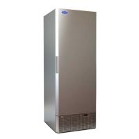 Шкаф холодильный МХМ Капри 0,7 М нерж