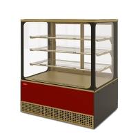Витрина холодильная МХМ VS-1,3 Veneto Cube краш
