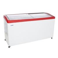 Ларь морозильный Снеж МЛГ-600, гнутое стекло